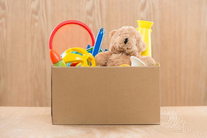 Donacion de juguetes